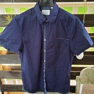 ☆ Short sleeve buttondown shirt